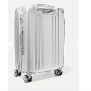Handbags - NEED GONE! Large Silver Suitcase